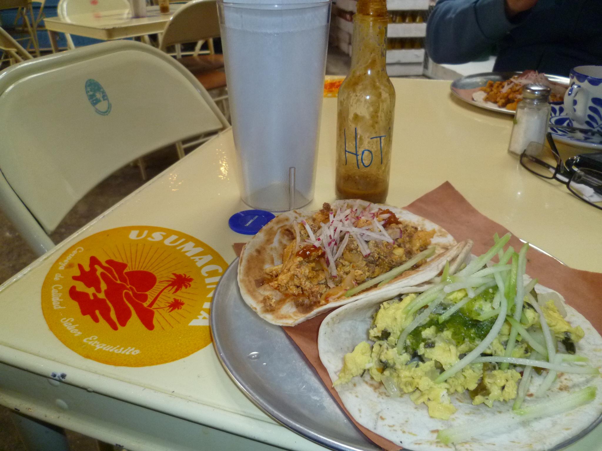 New York - Breakfast Tacos