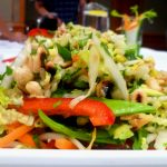 Recipe: Vietnamese Vegetable and Mint Salad