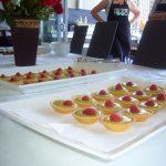 Recipe: White Chocolate, Lime & Basil Tarts