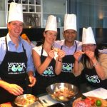Can You Cook-up Team Spirit Through Competitive Team Cooking?